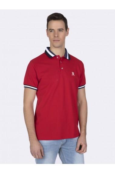 Tricou Polo Giorgio di Mare GI3334562 Rosu - els
