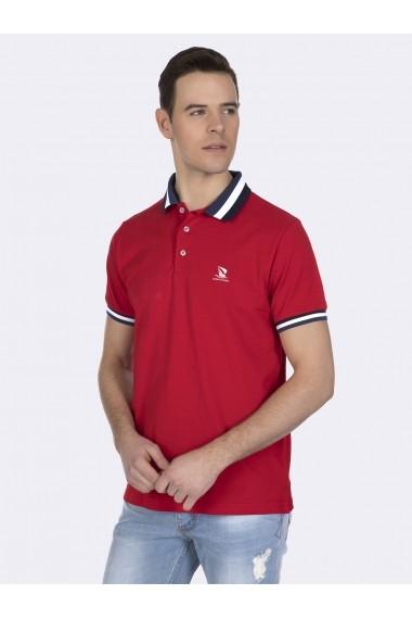 Tricou Polo Giorgio di Mare GI3334562 Rosu