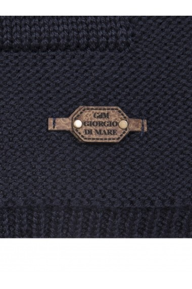 Cardigan Giorgio di Mare GI3340389 Bleumarin