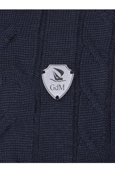 Cardigan Giorgio di Mare GI363748 Bleumarin - els
