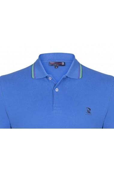 Bluza Polo Giorgio di Mare GI4347999 Albastru