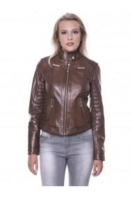 Jacheta din piele Giorgio Di Mare GI4941939 Maro