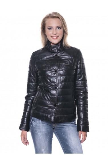 Jacheta din piele Giorgio Di Mare GI5853769 Negru