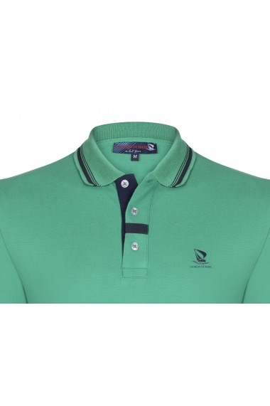 Bluza Polo Giorgio di Mare GI7298961 Verde