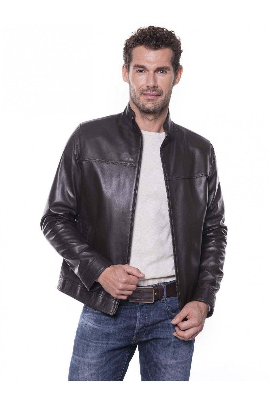 leather jacket washing instructions
