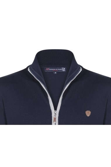 Cardigan Giorgio di Mare GI8277654 Bleumarin - els