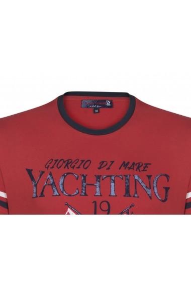 Tricou Giorgio di Mare GI9459705 Rosu
