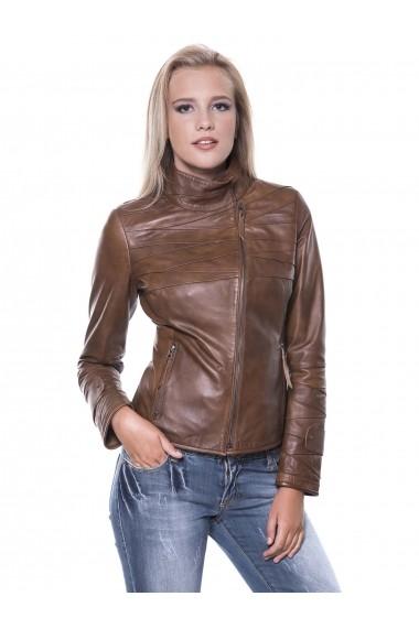 Jacheta din piele Giorgio Di Mare GI9593846 Maro