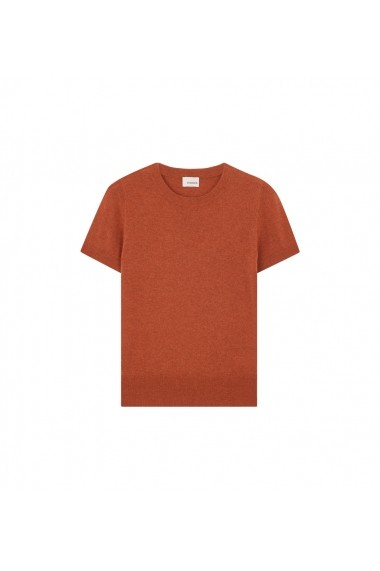 Set pulover si cardigan Rodier GLB-7EV8048-brick Maro