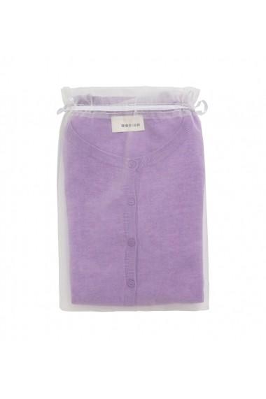 Set pulover si cardigan Rodier GLB-8EC4216-violet Violet