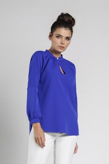 Bluza NAOKO AT252 Albastru - els