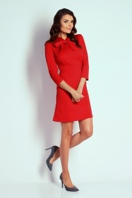 Rochie NAOKO GLB-AT2 RED rosie - els