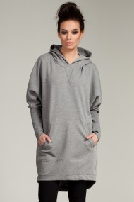 Hanorac BeWear B021 grey Gri