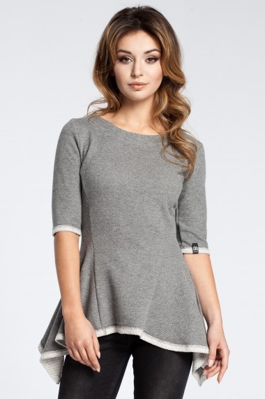 Bluza BeWear B041 grey Gri
