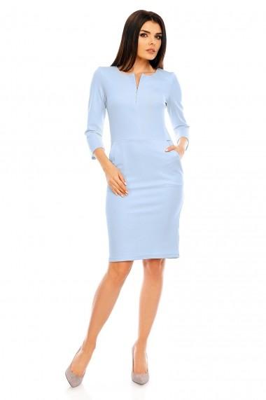 Rochie FOGGY FG77 BLUE Albastru - els