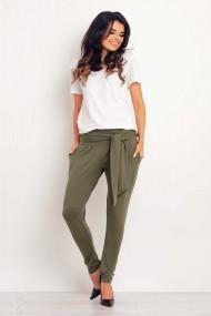 Панталони Infinite You GLB-INFI_M105_olive Зелен