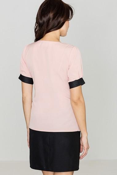 Bluza Lenitif GLB-K088-Pink Roz - els