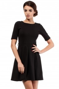 Rochie Made of Emotion M018 BLACK Negru