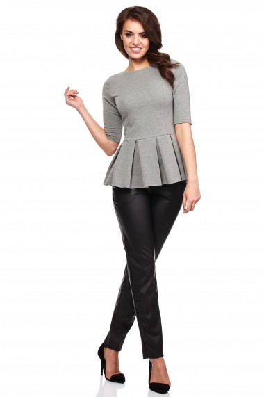 Bluza Made of Emotion M139 grey Gri