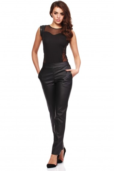 Pantaloni Made of Emotion GLB-M144 black Negru - els
