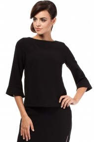 Bluza Made of Emotion M190 black Negru - els