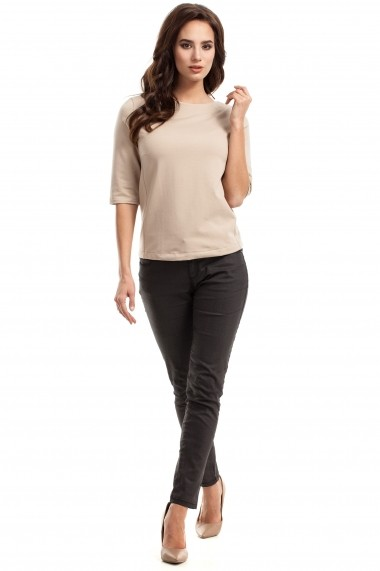 Bluza Made of Emotion M217 beige Bej - els