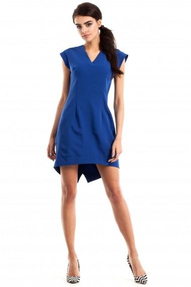 Rochie Made of Emotion M231 royal blue Albastru - els