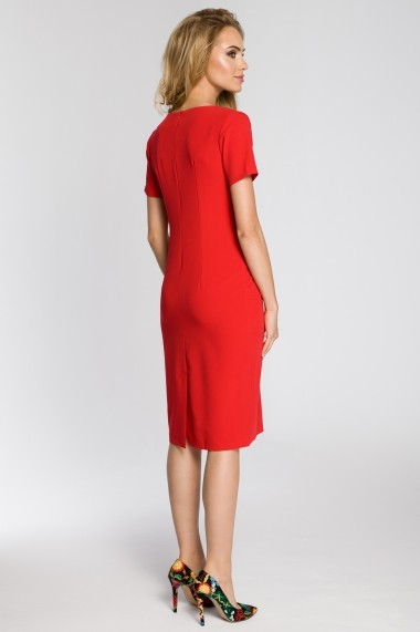 Rochie Made of Emotion GLB-M234 red Rosu - els