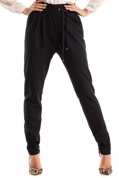 Pantaloni Made of Emotion M256 black Negru - els