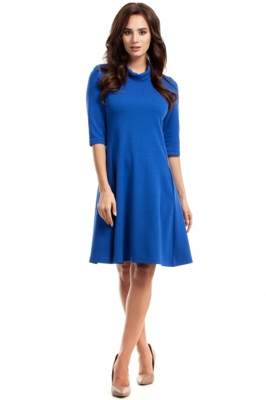 Rochie Made of Emotion GLB-M279 royal blue Albastra - els