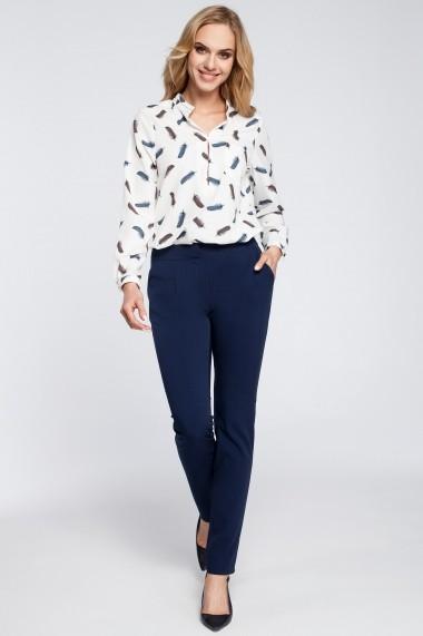 Pantaloni Made of Emotion GLB-M303 navy blue Bleumarin