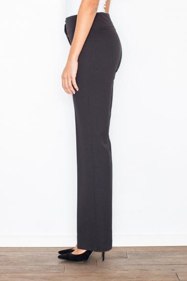 Pantaloni FIGL GLB-M420-Black Negru