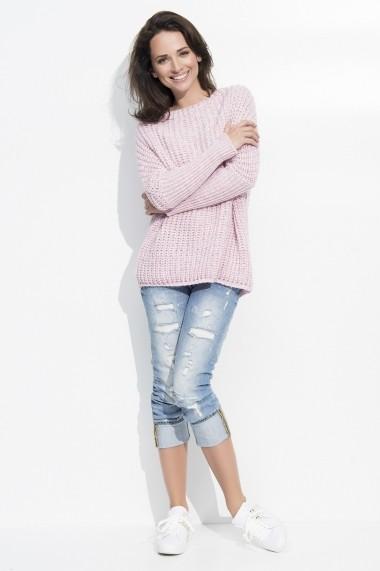 Pulover Numinou GLB-NU s17 pink Roz