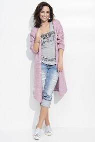 Cardigan Numinou GLB-NU s19 pink Roz