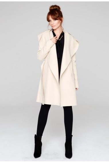 Palton PEPERUNA PE106 BEIGE Bej - els