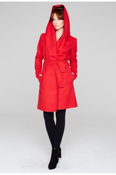 Palton PEPERUNA PE106 RED Rosu - els
