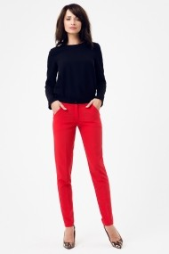 Pantaloni PEPERUNA PE163 RED Rosu