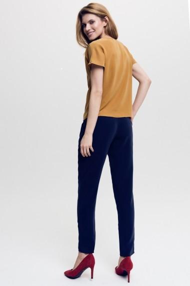 Pantaloni PEPERUNA PE168 NAVY Bleumarin - els
