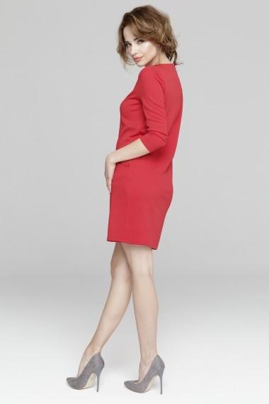 Rochie PEPERUNA PE95 RED rosie - els