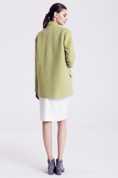 Palton Rita Koss GLB-RK36 LIMON Verde - els