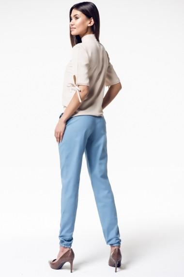 Pantaloni Rita Koss GLB-RK47 BLUE Albastru
