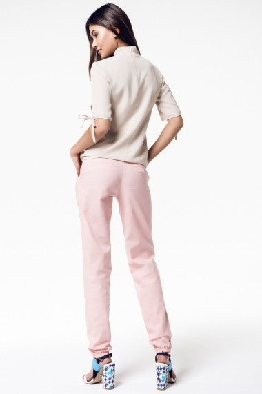 Pantaloni Rita Koss GLB-RK47 LIGHT PINK Roz