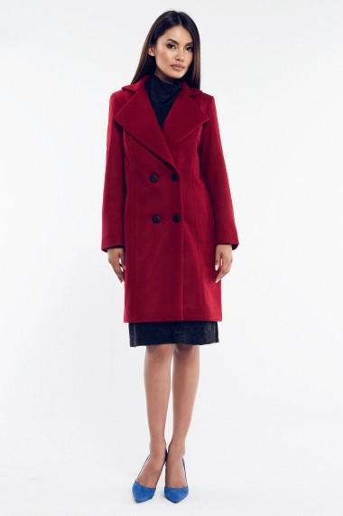 Palton Rita Koss GLB-RK64 RED Rosu