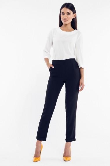 Pantaloni Rita Koss GLB-RK67 Negru - els