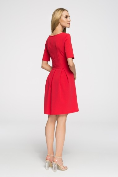 Rochie Stylove GLB-S003-red Rosu - els