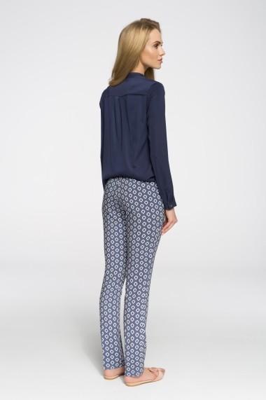 Pantaloni Stylove GLB-S032-model_2 Albastru - els