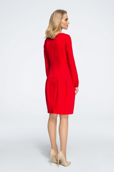 Rochie Stylove GLB-S076-RED Rosu - els