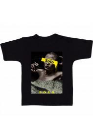 Tricou Solo negru