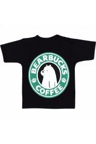 Tricou Bearbucks negru