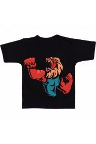 Tricou Lion Roar 2 negru